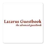 Lazarus Guestbook Hosting