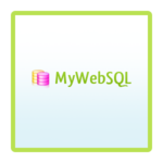 MyWebSQL Hosting