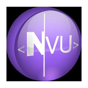 Nvu Web Hosting Nvu Tutorials And Nvu Site Builder Installation