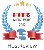 Arvixe Ranks first in HostReview's Readers' Choice Award